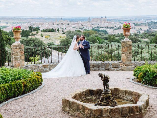 La boda de Amanda y Pablo