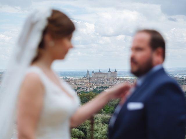 La boda de Pablo y Amanda en Toledo, Toledo 70