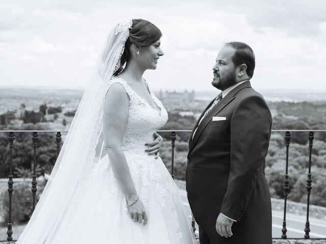 La boda de Pablo y Amanda en Toledo, Toledo 71