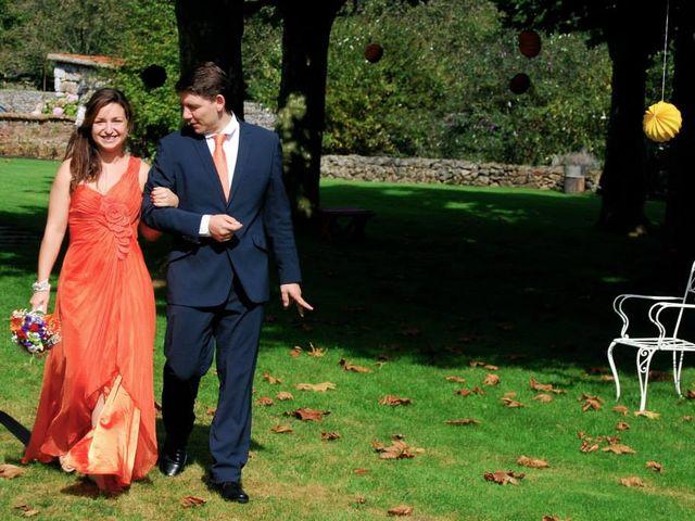 La boda de Andrei y Silvia  en Santander, Cantabria 1