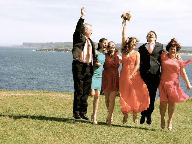 La boda de Andrei y Silvia  en Santander, Cantabria 2