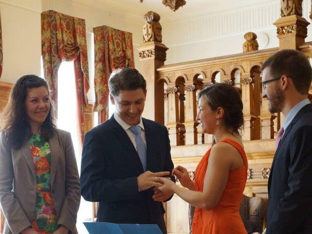 La boda de Andrei y Silvia  en Santander, Cantabria 4