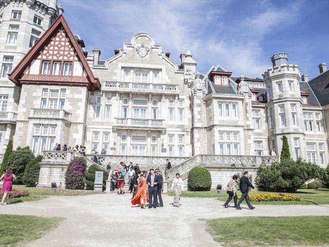 La boda de Andrei y Silvia  en Santander, Cantabria 6
