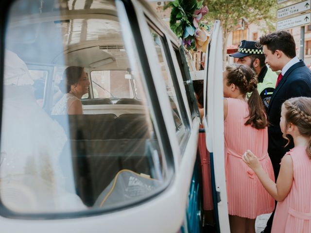 La boda de Ignacio y Sandra en Toledo, Toledo 15
