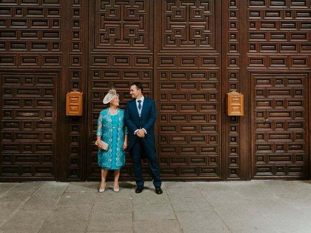 La boda de Ignacio y Sandra en Toledo, Toledo 16