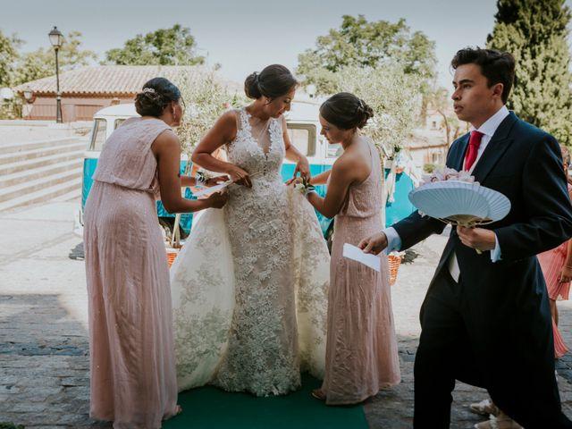 La boda de Ignacio y Sandra en Toledo, Toledo 17