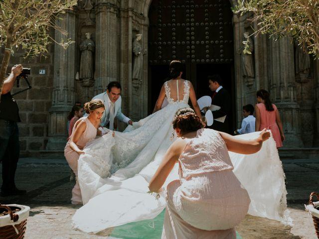 La boda de Ignacio y Sandra en Toledo, Toledo 18