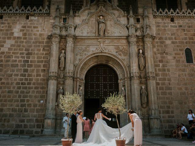 La boda de Ignacio y Sandra en Toledo, Toledo 19