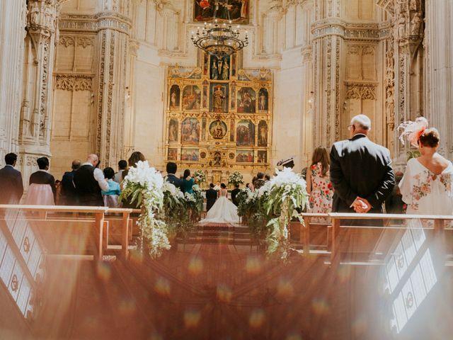 La boda de Ignacio y Sandra en Toledo, Toledo 22