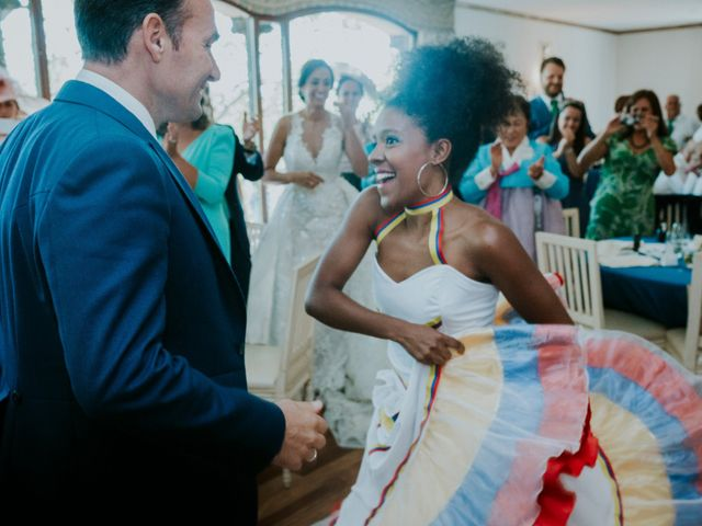 La boda de Ignacio y Sandra en Toledo, Toledo 44
