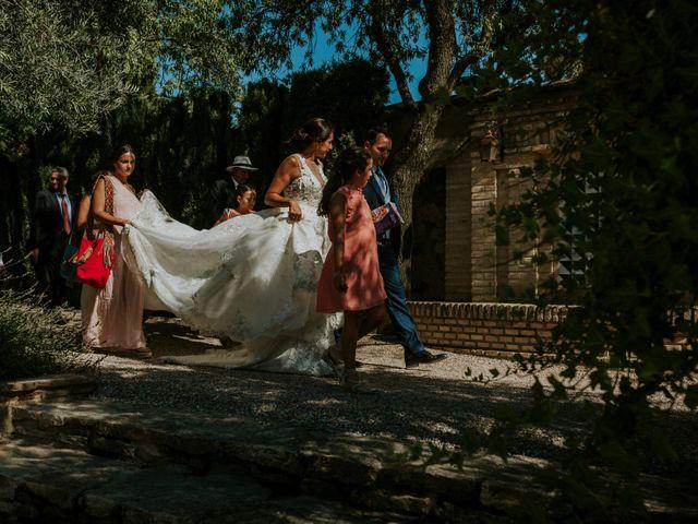La boda de Ignacio y Sandra en Toledo, Toledo 46