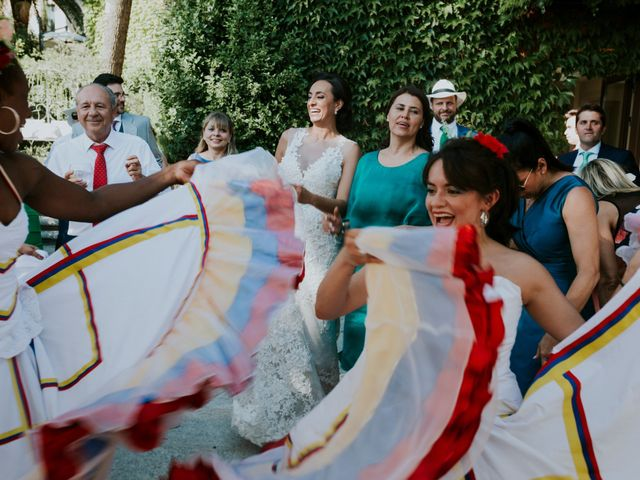 La boda de Ignacio y Sandra en Toledo, Toledo 49