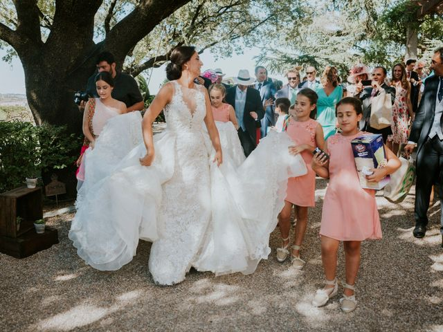 La boda de Ignacio y Sandra en Toledo, Toledo 79