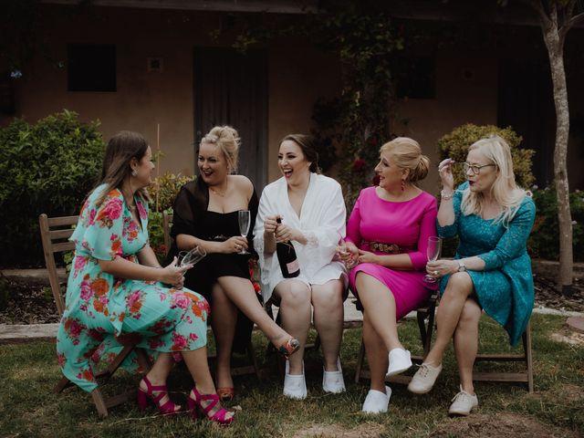 La boda de Leo y Mayte en Valencia, Valencia 23