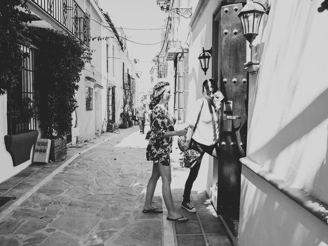 La boda de Angel y Maria en Marbella, Málaga 6