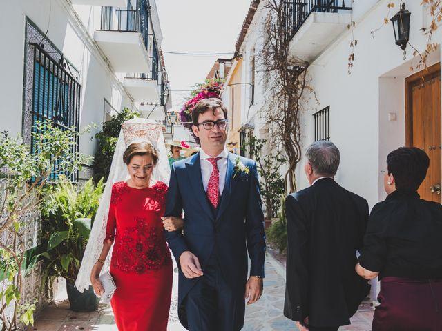 La boda de Angel y Maria en Marbella, Málaga 19