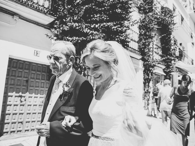La boda de Angel y Maria en Marbella, Málaga 23