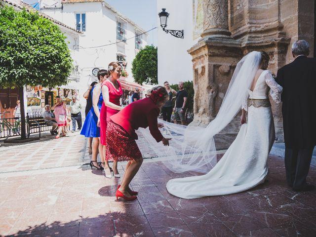 La boda de Angel y Maria en Marbella, Málaga 25