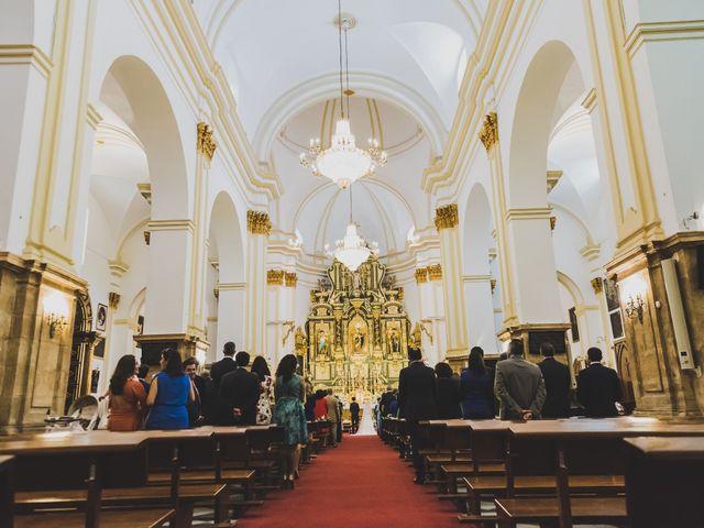 La boda de Angel y Maria en Marbella, Málaga 29