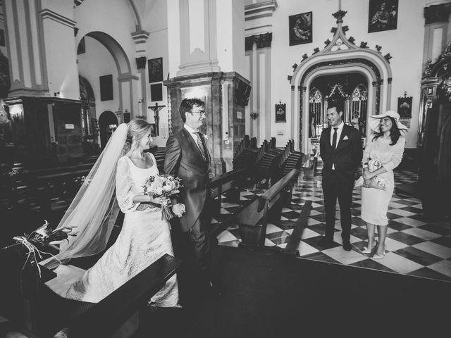 La boda de Angel y Maria en Marbella, Málaga 30