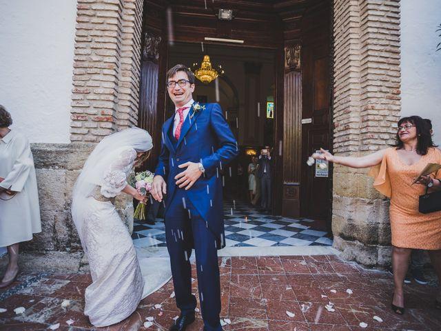 La boda de Angel y Maria en Marbella, Málaga 31