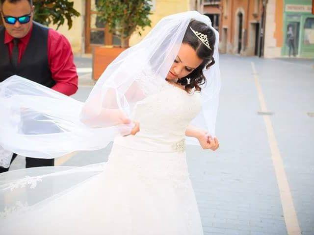 La boda de Albert y Sonia en El Vendrell, Tarragona 1