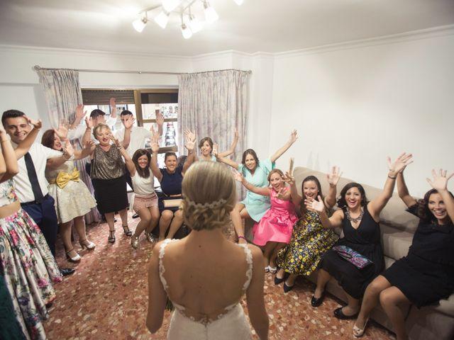 La boda de Segis y Sandra en Sueca, Valencia 35