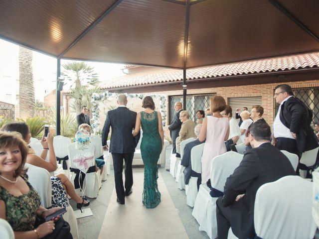 La boda de Segis y Sandra en Sueca, Valencia 53