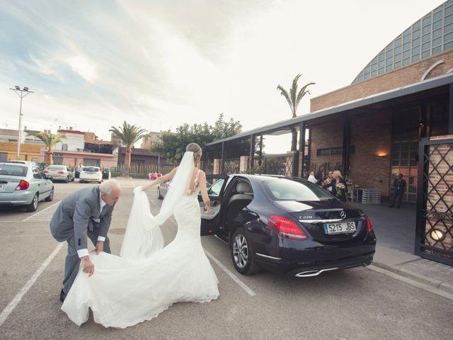 La boda de Segis y Sandra en Sueca, Valencia 55