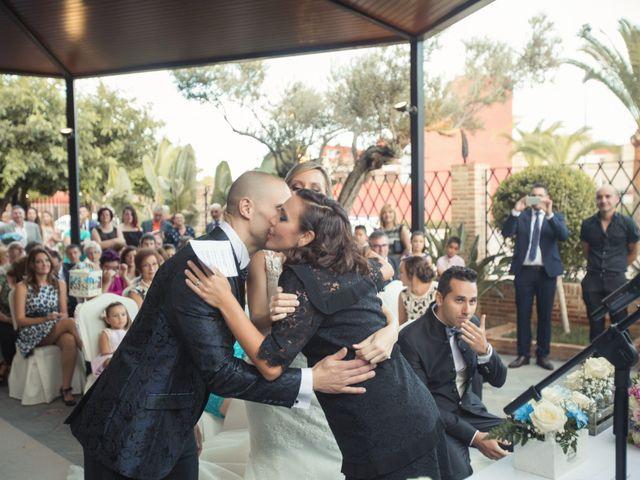 La boda de Segis y Sandra en Sueca, Valencia 65
