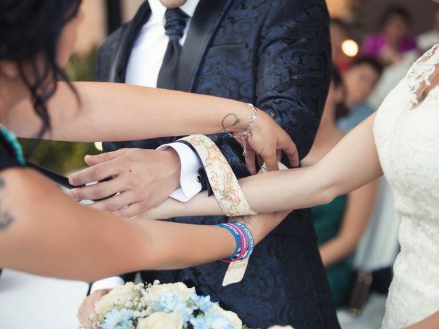 La boda de Segis y Sandra en Sueca, Valencia 83