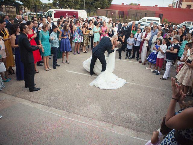La boda de Segis y Sandra en Sueca, Valencia 100