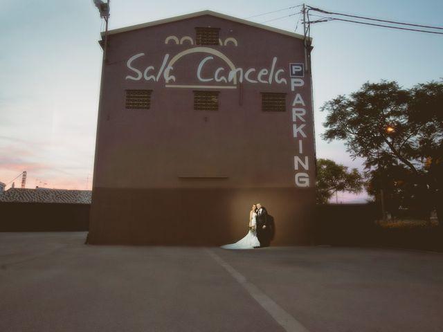 La boda de Segis y Sandra en Sueca, Valencia 104