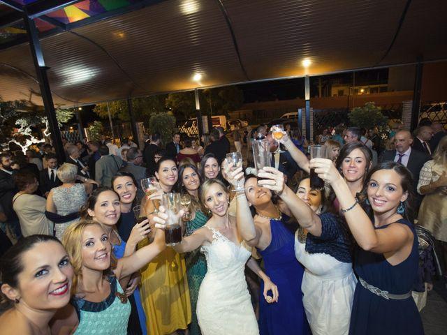 La boda de Segis y Sandra en Sueca, Valencia 119