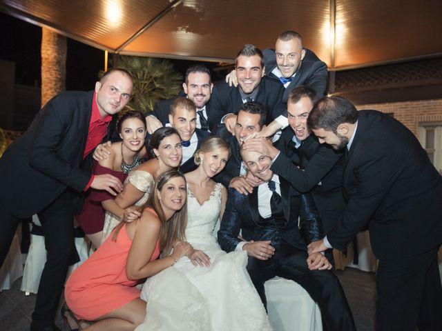 La boda de Segis y Sandra en Sueca, Valencia 124