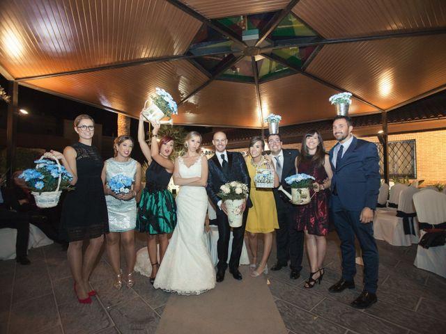 La boda de Segis y Sandra en Sueca, Valencia 125