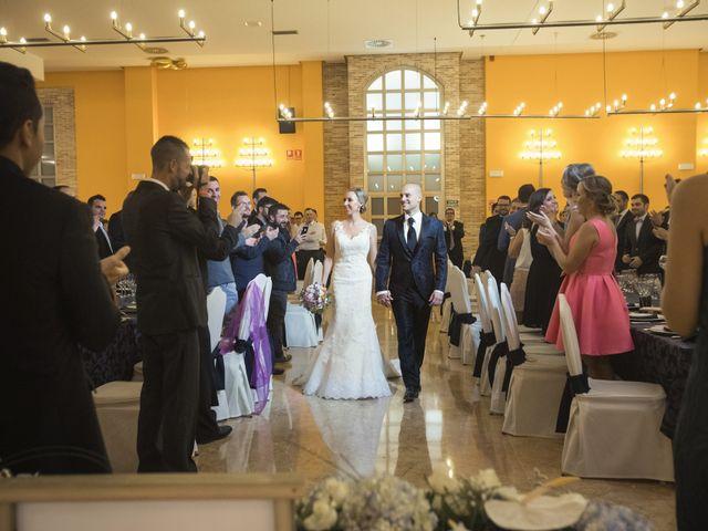 La boda de Segis y Sandra en Sueca, Valencia 127