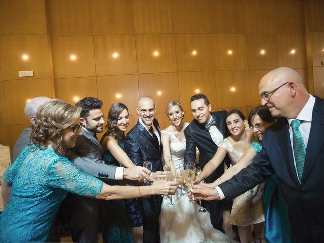 La boda de Segis y Sandra en Sueca, Valencia 129