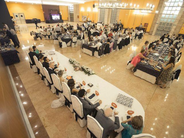 La boda de Segis y Sandra en Sueca, Valencia 131