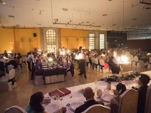 La boda de Segis y Sandra en Sueca, Valencia 138