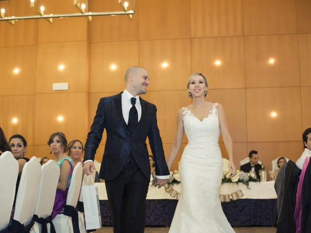 La boda de Segis y Sandra en Sueca, Valencia 139