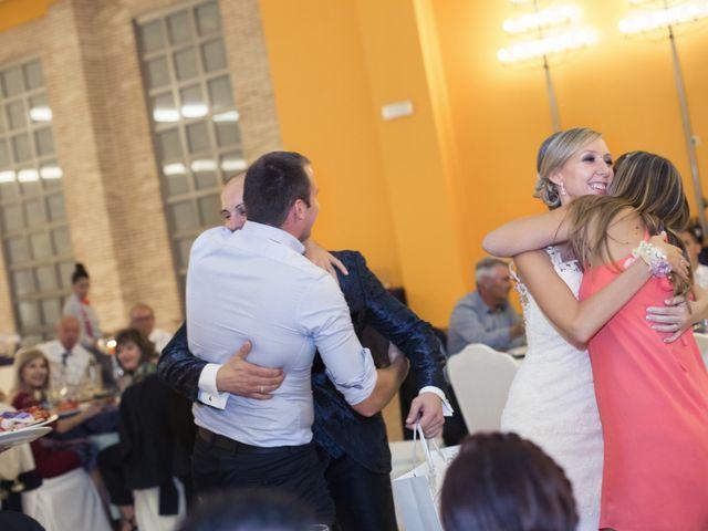 La boda de Segis y Sandra en Sueca, Valencia 140