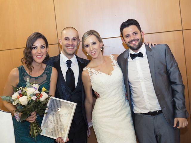 La boda de Segis y Sandra en Sueca, Valencia 146