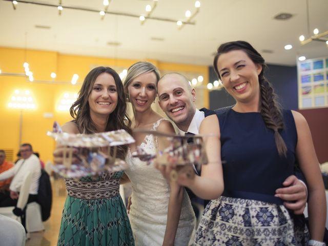 La boda de Segis y Sandra en Sueca, Valencia 158