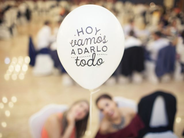 La boda de Segis y Sandra en Sueca, Valencia 159
