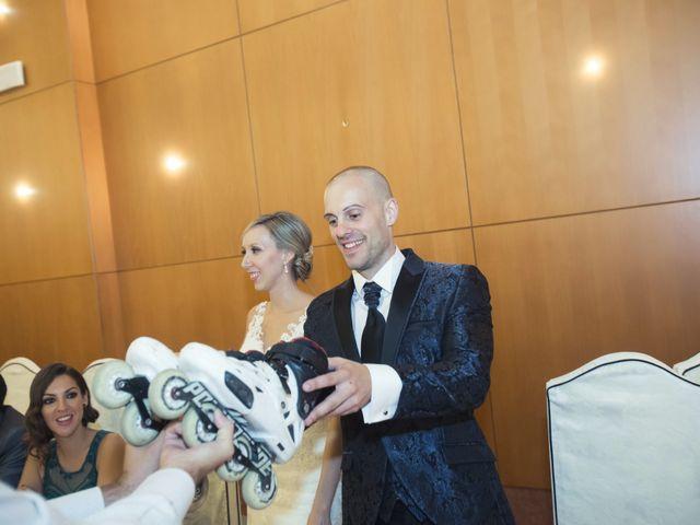 La boda de Segis y Sandra en Sueca, Valencia 160