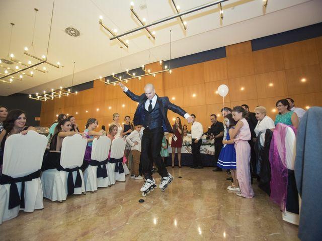 La boda de Segis y Sandra en Sueca, Valencia 164