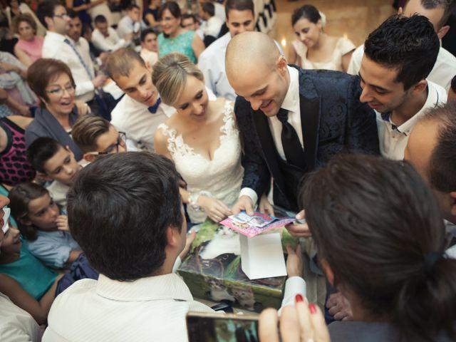 La boda de Segis y Sandra en Sueca, Valencia 165