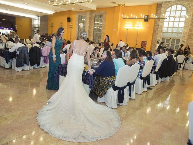 La boda de Segis y Sandra en Sueca, Valencia 167