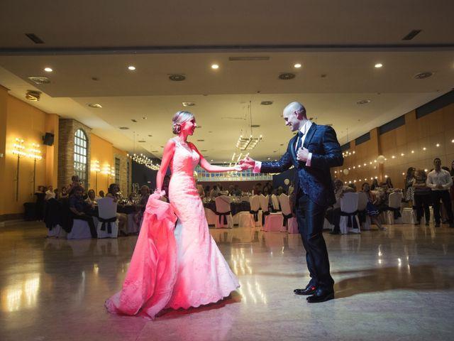 La boda de Segis y Sandra en Sueca, Valencia 168